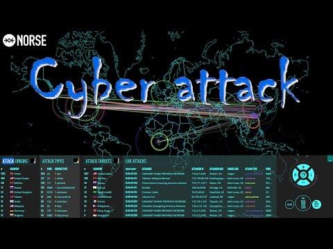 Cyber World War สงครามโลกไซเบอร์
