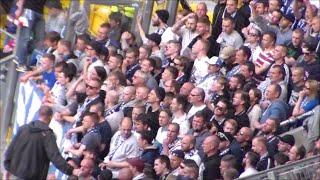 FC Hansa Rostock Fans in Dresden 23.05.2015