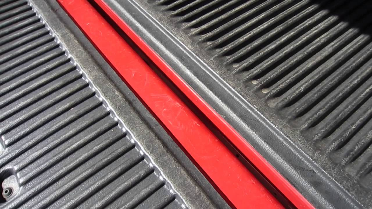 Truck Bed Liner Close