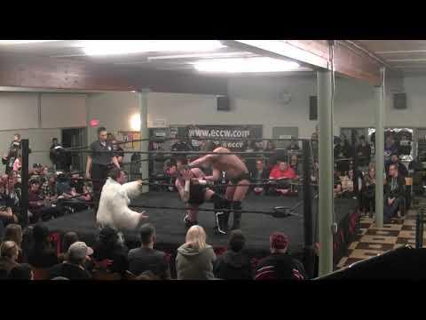 Steve West vs Joey Janella pt1