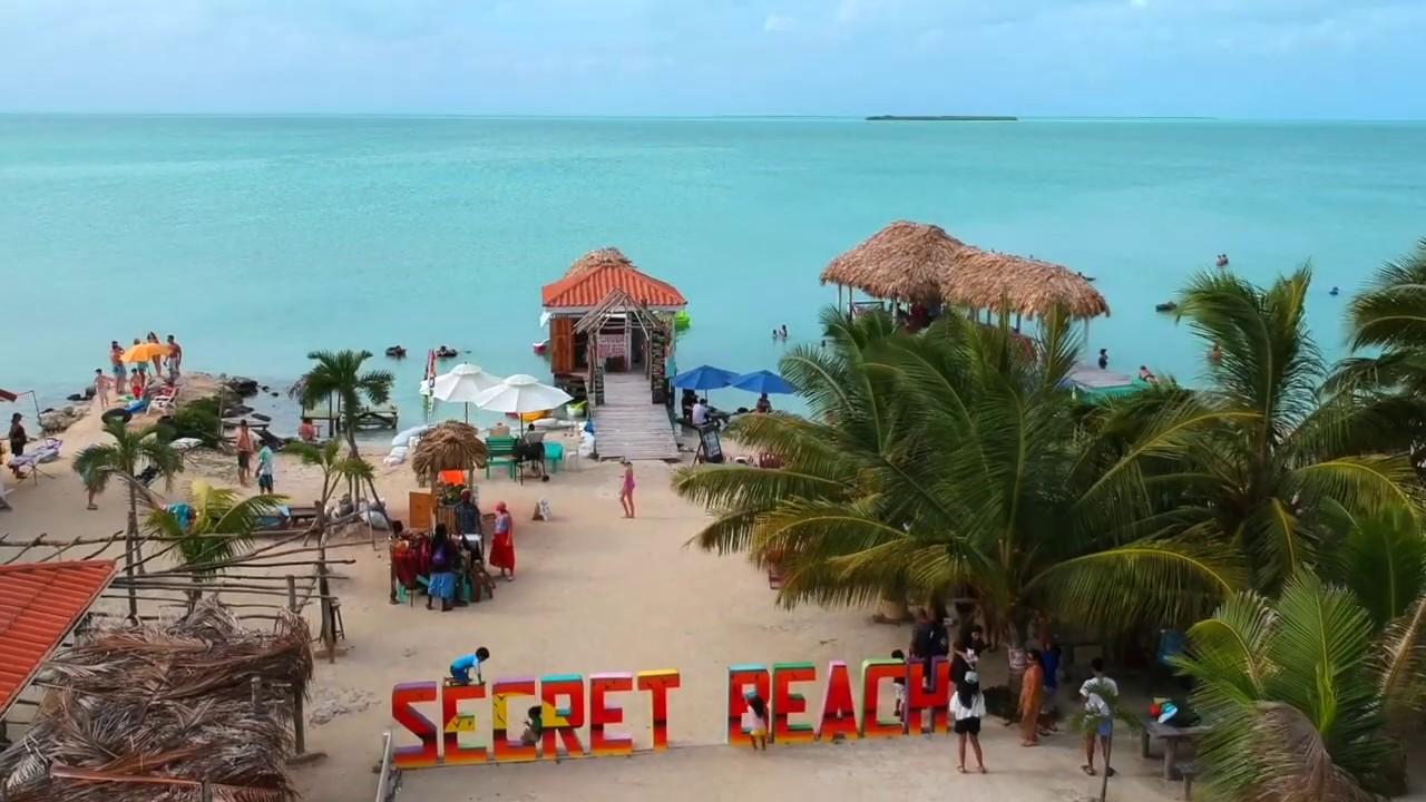SECRET BEACH 2019 DRONE