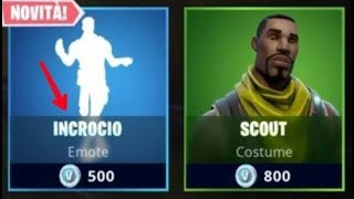 SHOP FORTNITE 03/11/2018!! NEW EMOTES INTERSECTION, SKIN DANTE AND PINK
