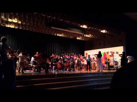Kanack Music School Spring 2014 Concert - Cannon in D