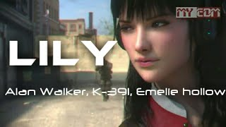 Lily - Alan Walker,K-391,Emelie Hollow (animation) //Sudden Attack2 (video gaming)