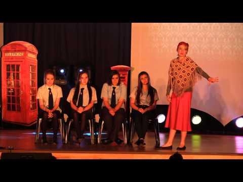 Umbridges introduction from AVPS  performed  Phia Niemand