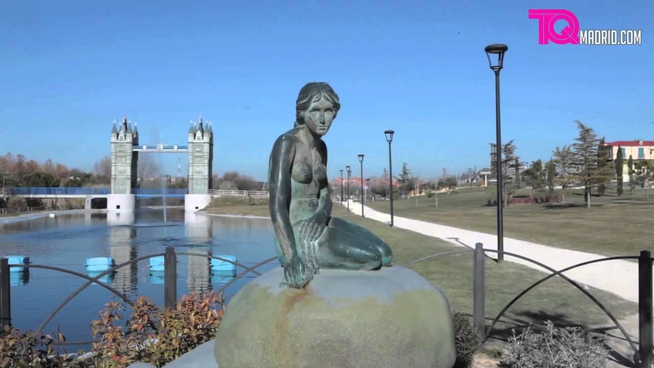 Sitios turisticos comunidad de madrid v deo parque de for Sitios divertidos en madrid