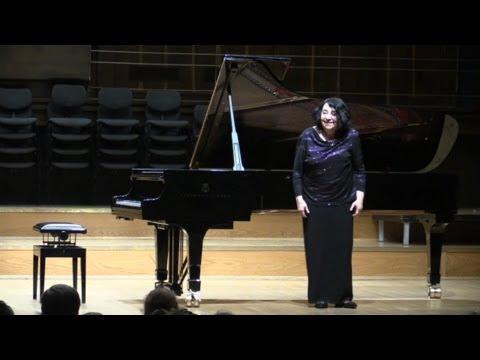 Irina Edelstein Klavierabend 23.04.2014 HfMDK Frankfurt