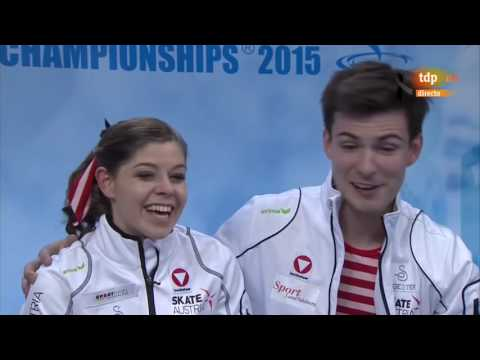 2015 World Figure Skating Championships. Pairs. SP