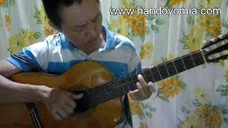 单身情歌 Dan Shen Qing Ge - 林志炫 Terry Lin - Fingerstyle Guitar Solo