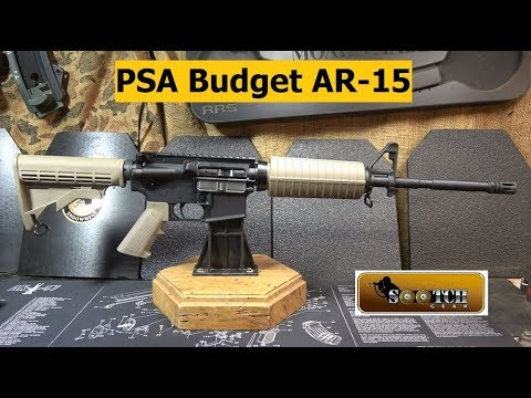 PSA Freedom AR  Best Budget Option