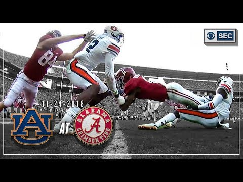 Tennessee Valley News - Alabama 52 Auburn 21 | Iron Bowl Recap
