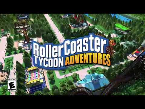 RollerCoaster Tycoon Adventures Makes the Leap to PC - n3rdabl3
