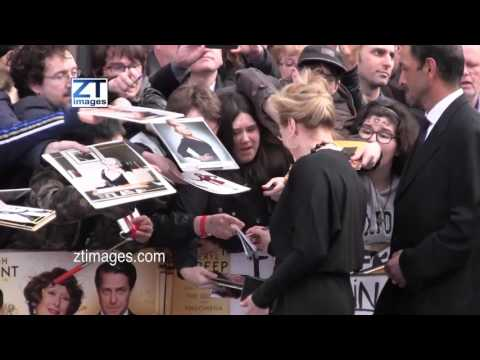 Meryl Streep at the film premiere Florence Foster Jenkins in London, UK