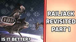Railjack Revisited (part 1) // Is it enough? (WARFRAME UPDATE)