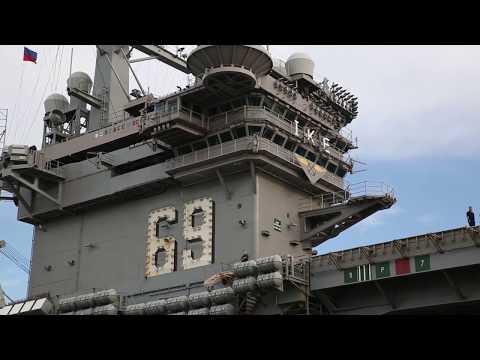 2nd Fleet Orders Ships To Sea Ahead Of Hurricane Dorian