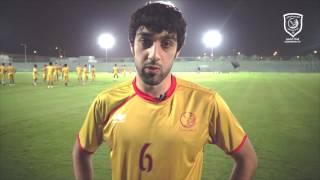 قناة لخويا | خالد مفتاح: نطمح لتحقيق أول بطولة في الموسم الجديد
