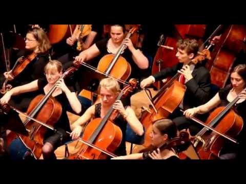 Mahler Sinfonie Nr. 1, 1. Satz, JSO Hannover, Rokahr (1/2)