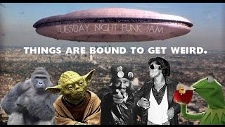 Tuesday Night Funk Jam @ Asheville Music Hall 4-18-2017