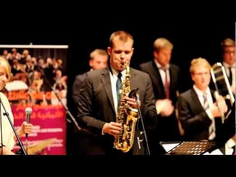 """Jazzing the Gulf"" concert with the JugendJazzOrchester of North Rhine Westphalia"