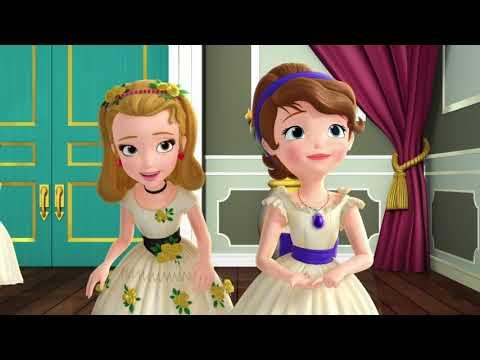 София Прекрасная - Королевский балет - Серия 8 , Сезон 3 | Мультфильм Disney про принцесс