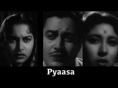 Pyaasa 1957, 115/365 Bollywood Centenary Celebrations