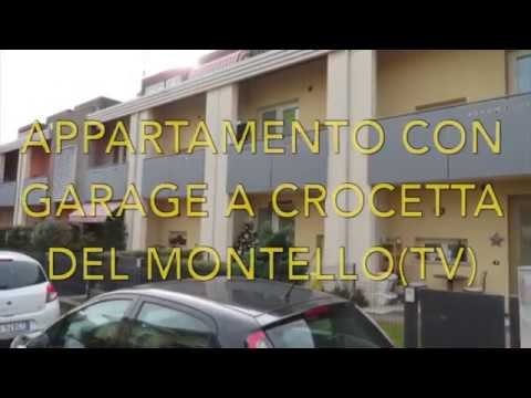 Appartamento con garage crocetta del montello tv youtube for Appartamento sopra planimetrie del garage