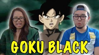 DRAGON BALL SUPER English Dub Episode 48 GOKU BLACK REACTION & REVIEW