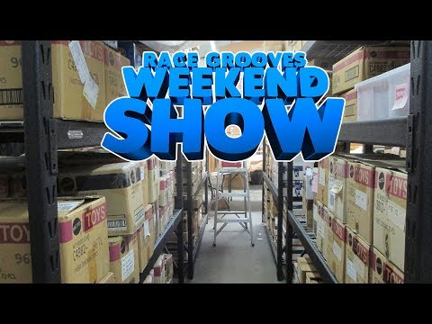 RGWS Behind The Scenes Peek At The Warehouse November 26, 2017 #askracegrooves