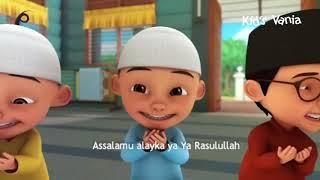 Upin Ipin   Assalamu'alaika Roqqot Aina