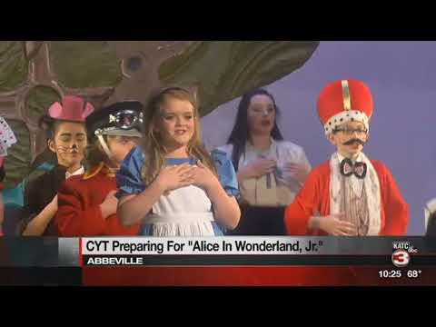 CYT Vermilion goes down the rabbit hole with Alice in Wonderland