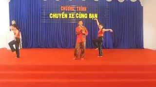 HTBCSV Đại học Phan Thiết Gặp mẹ trong mơ