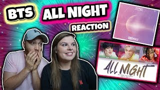 Baixar BTS - All Night (Feat. Juice WRLD) (방탄소년단 - All Night) [Color Coded Lyrics](BTS World Pt. 3)Reaction