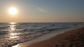 Закат На Море 22.09.2018 #АНАПА #ВИТЯЗЕВО #ДЖЕМЕТЕ