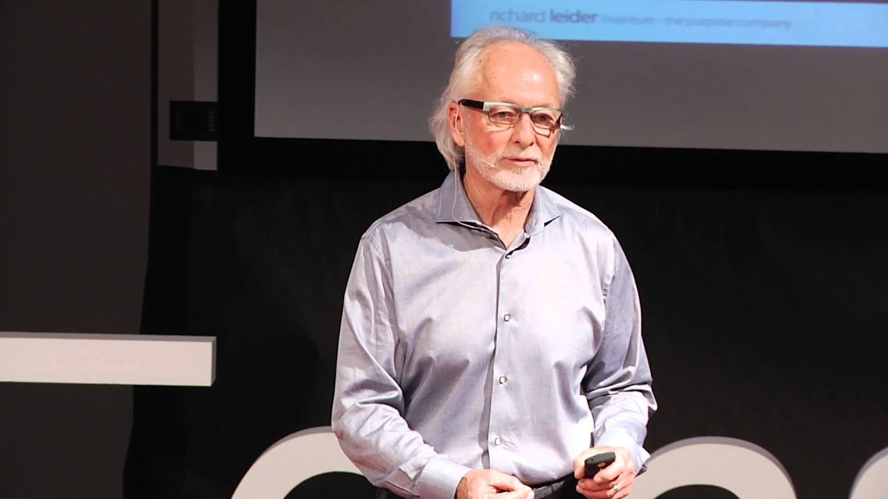 How to unlock the power of purpose | Richard Leider | TEDxEdina