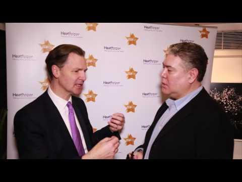 John Holland Kaye - Interview EDA Launch