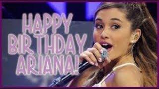 Ariana Grande Rap 2018 ~ SheMyGrandeLife - Grande Birthday! (Happy Late Birthday Ariana Grande!)
