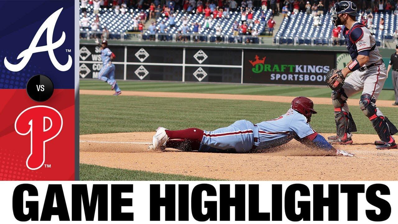 Download Braves vs. Phillies Game Highlights (6/10/21) | MLB Highlight