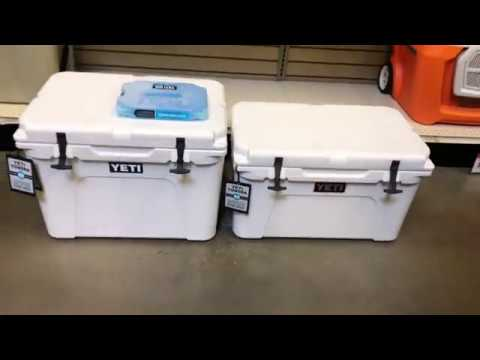 YETI Tundra 45 vs 50 [Aug 2018] The Difference May Be You