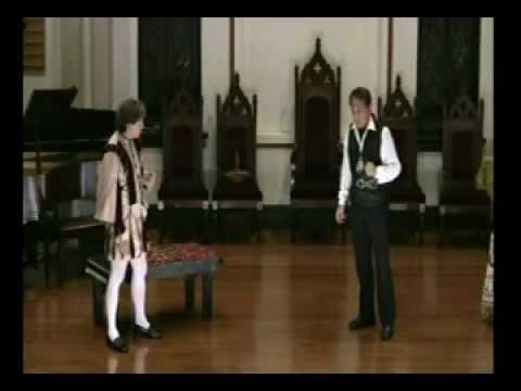 Otello by G. Verdi  Act II duet between Otello and Iago