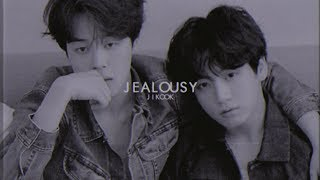 JIKOOK ▪ jealousy
