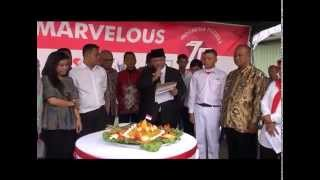 Upacara Peringatan Hari Kemerdekaan RI ke-70 di PT. CIpta Usaha Sejati, Pontianak - Kalimantan Barat