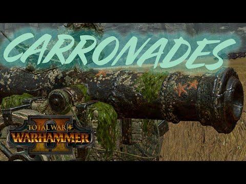 CORE UNIT: Carronades - Vampire Coast vs Dark Elves // Total War: WARHAMMER II Tournament Battle  
