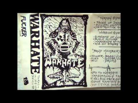 Warhate (Brazil) - Thrash Invasion (Demo) 1988.avi