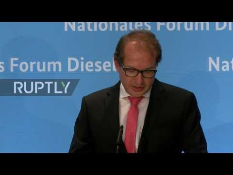 Germany: Over 5 million diesel cars to be fitted with cleaner software – Transport Minister