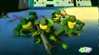 Teenage Mutant Ninja Turtles 2003 Intro with 1987 Theme