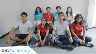 Company trailer devAcademy