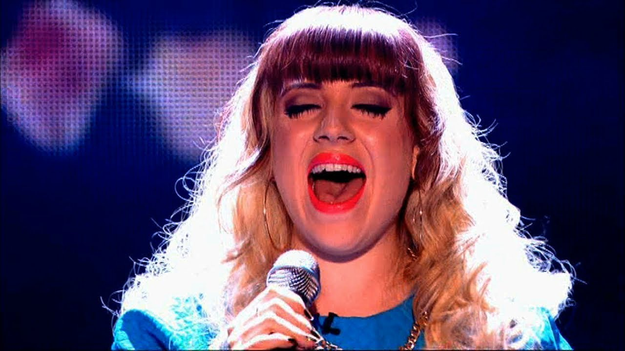 Download Leah McFall sings 'Loving You' at the live final | The Voice UK - BBC