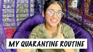 My Quarantine Day Routine | Samreen Ali