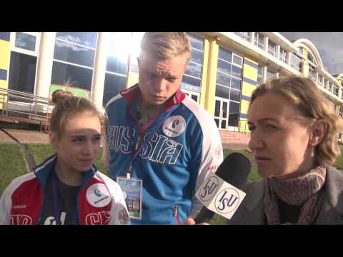 Ekaterina Borisova & Dmitry Sopot Interview - Russia