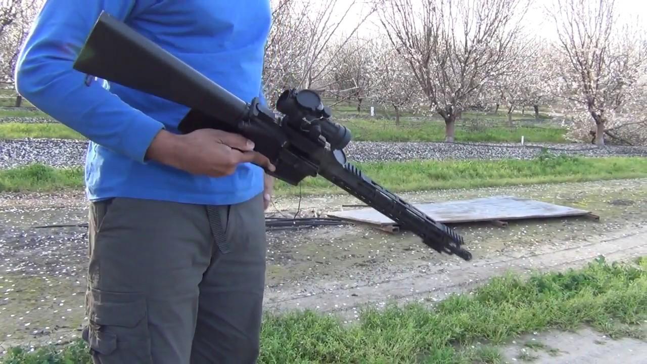 AR15 Grip Fin - AVOID California Assault weapon Registration ~Super CHEAP~